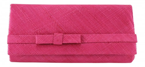 Max and Ellie Occasion Bag in Fuchsia
