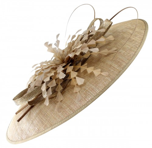 Failsworth Millinery Ascot Feathers Disc