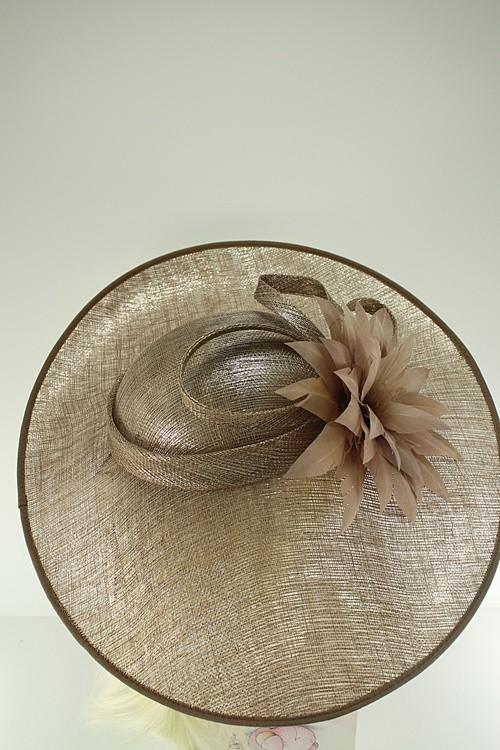Failsworth Millinery Ascot Saucer Headpiece