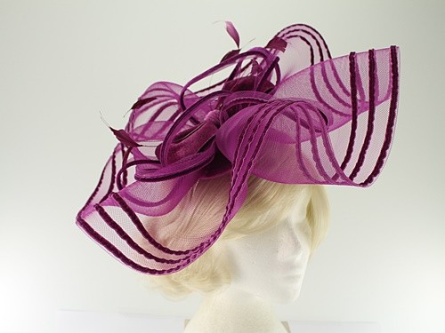 Max and Ellie Crin Disc Headpiece