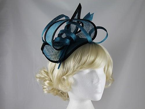 Elegance Collection Sculptural Headpiece