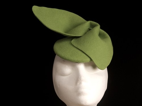 Monica Feher Millinery Bow Headpiece