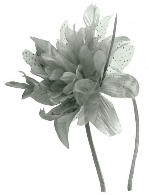 Aurora Collection Flower Aliceband Fascinator