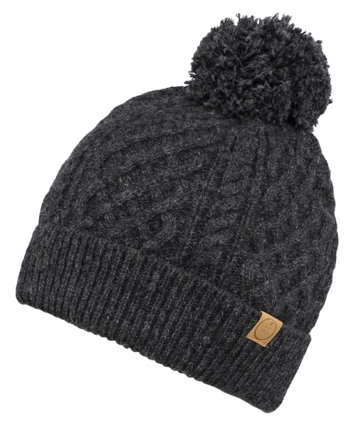 Boardman Bobble Ski Hat