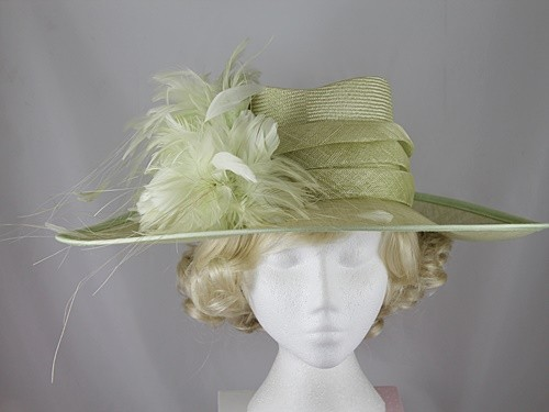 Gwyther Snoxells Green Events Hat
