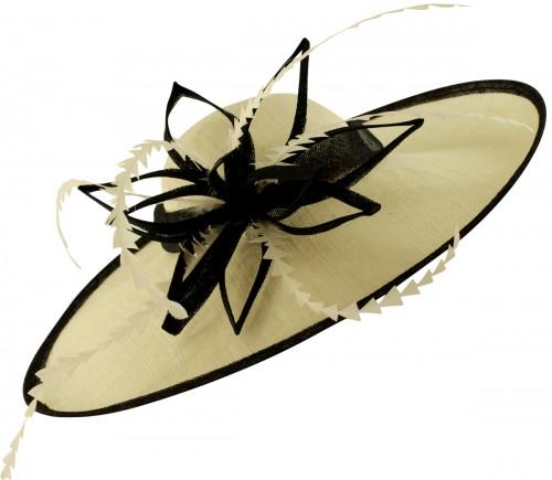 Failsworth Millinery Aliceband Saucer Headpiece