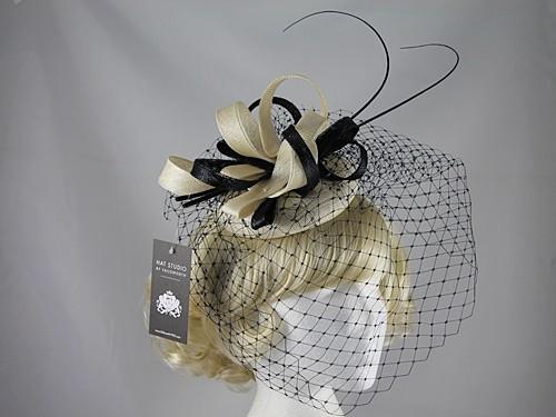 Veiled Headpiece