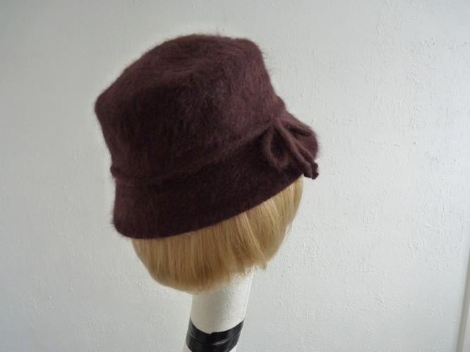 Failsworth Millinery Ladies hat Dark Brown