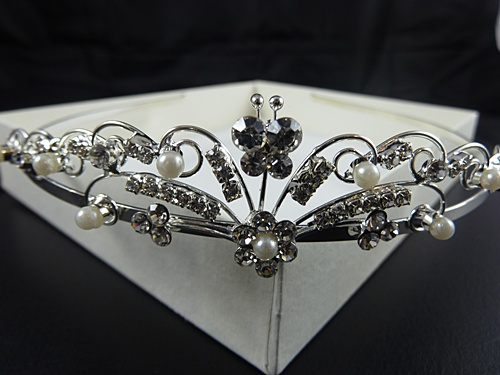 Large Butterfly Tiara