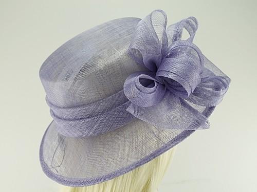 Hawkins Collection Wide Loops Wedding Hat