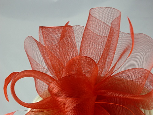 Failsworth Millinery Large Crin Fascinator