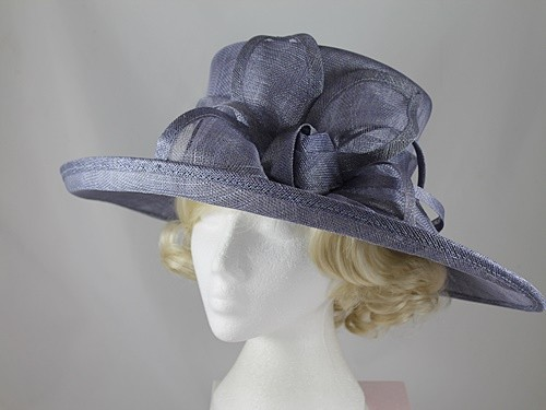 Hawkins Collection Flower Ascot Hat