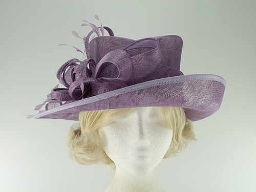 Hawkins Collection Upbrim Occasion Hat