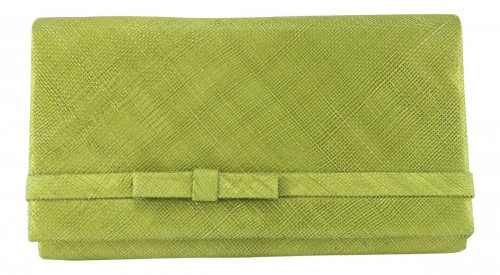 Max and Ellie Large Occasion Bag in Lime