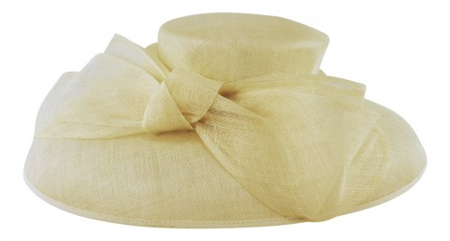 Failsworth Millinery Down Brim Events Hat