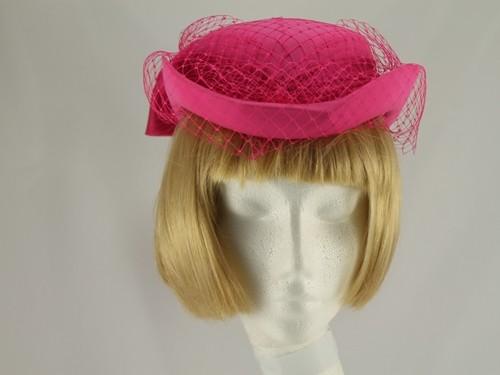 Macks Headwear Pink Formal Hat
