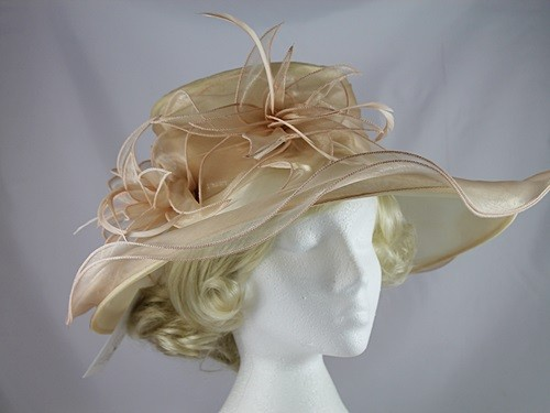1e4723b4b7a Price  £38.99 plus delivery. Product has been sold. 1   5. Maddox Organza  Wedding Hat ...