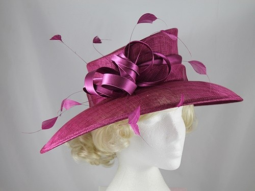Maddox Purple Events Hat