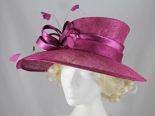 Maddox Purple Events Hat