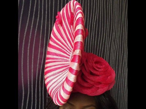 Matthew Eluwande Millinery Diamond