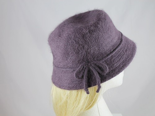 Bow Winter Hat
