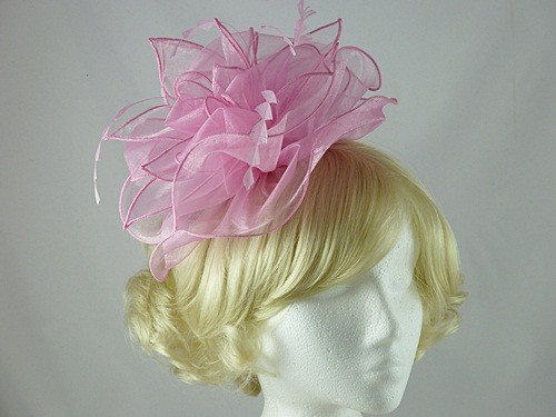 Organza Headpiece