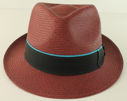 Failsworth Millinery Trilby Panama Hat