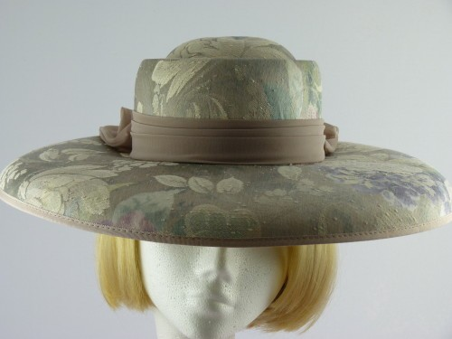 Franco de Tardo Anna Wedding Hat