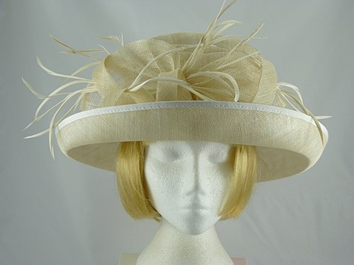 Hatmosphere Collection Jane Wedding hat