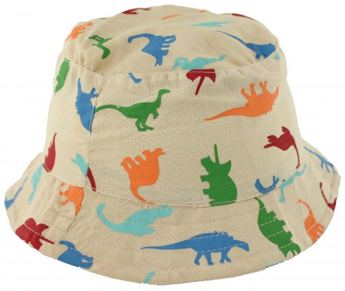 SSP Hats Dinosaur Cotton Sun Hat
