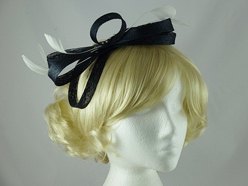 Failsworth Millinery Looped Fascinator