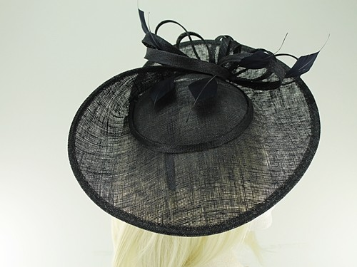 Failsworth Millinery Shaped Saucer Headpiece
