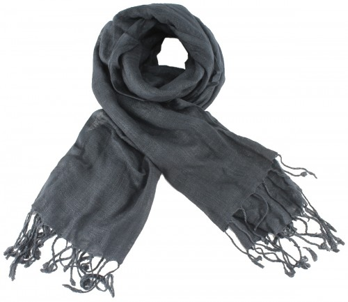 Max and Ellie Luxurious Scarf in Navy