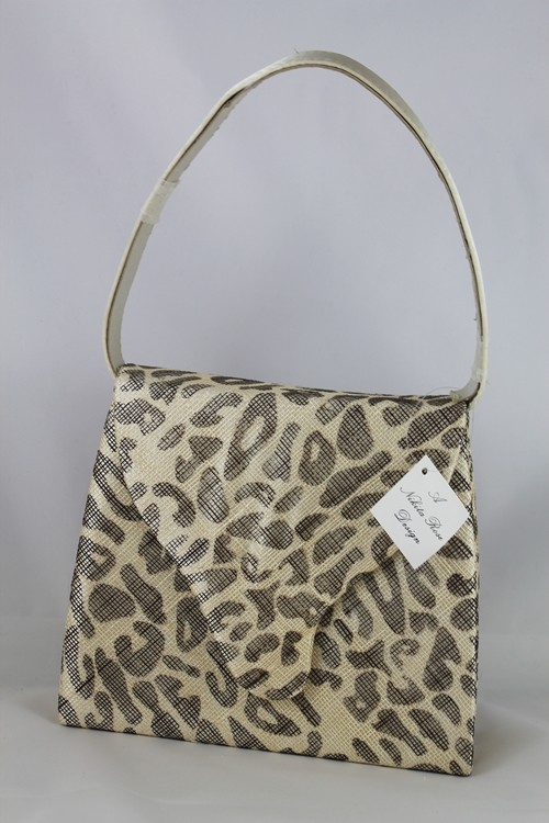 Nikita Rose Design Animal Print Bag