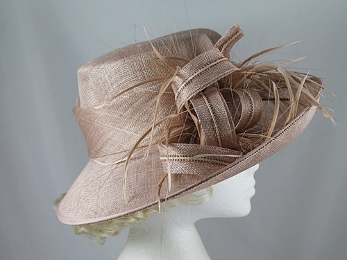 Nigel Rayment Lilac Events Hat