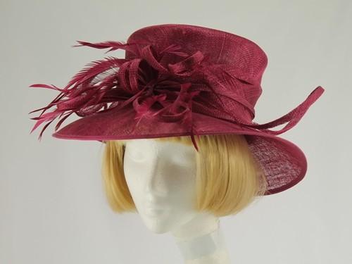 Nigel Rayment Wine Formal Hat