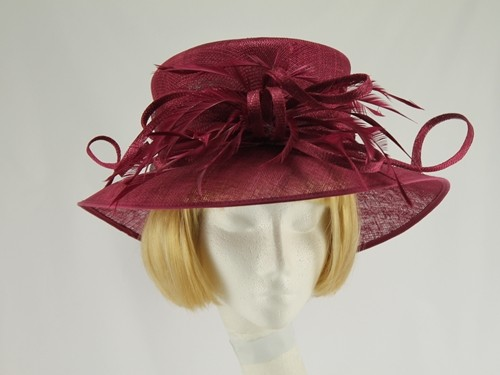 Nigel Rayment Wine Formal Hat