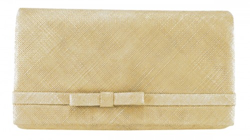 Max and Ellie Large Occasion Bag in Nude