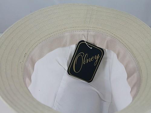 Olney Natural Linen Down Brim