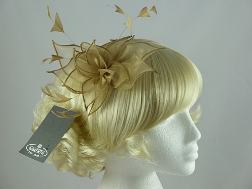 Fascinators 4 Weddings Failsworth Millinery Organza