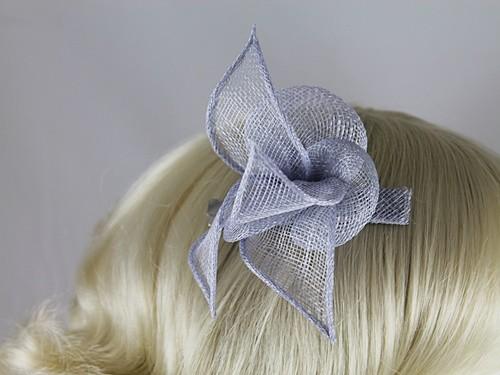 Wedding Hats 4U - Elegance Collection Small Leaves Fascinator in ... 7ee060b11c6