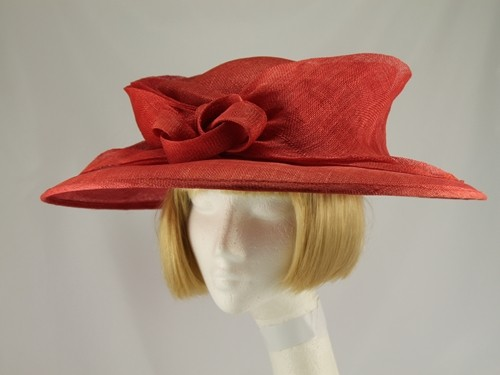 Pale Russet Formal Hat