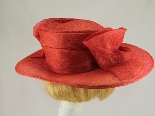 Pale Russet Formal Hat