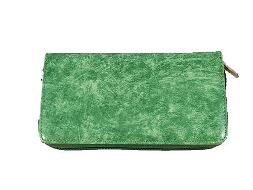 Papaya Fashion Green Patent Purse