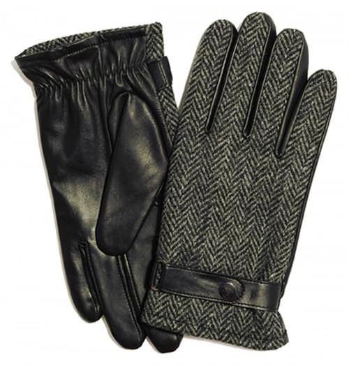 Failsworth Millinery Harris Tweed Gloves