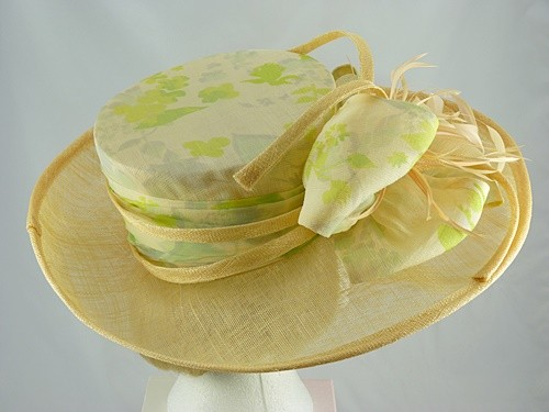 Angie Wedding hat