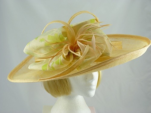 Angie Wedding hat