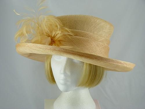 Failsworth Millinery Ally Wedding hat