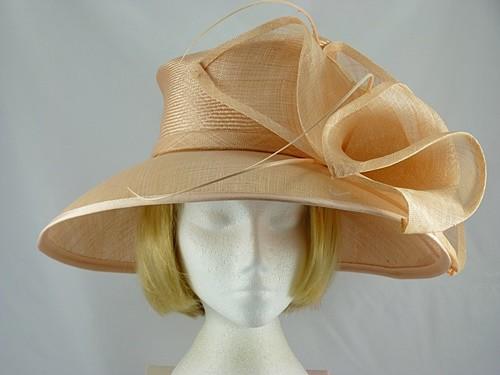Failsworth Millinery Biba Wedding hat