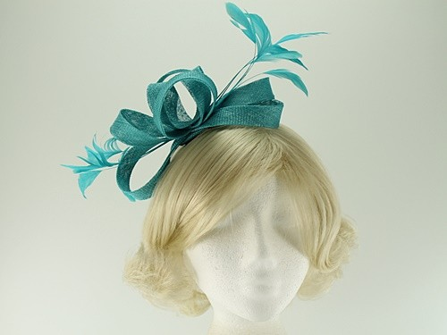 Failsworth Millinery Wide Loops Fascinator